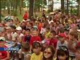 Детский загородный лагерь